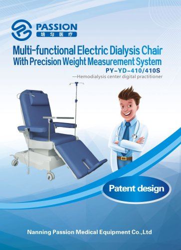Multifunctional Electric Dilysis Chair PY-YD-410/410S