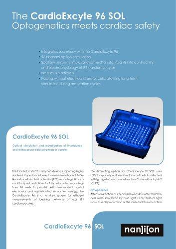 CardioExcyte 96 SOL