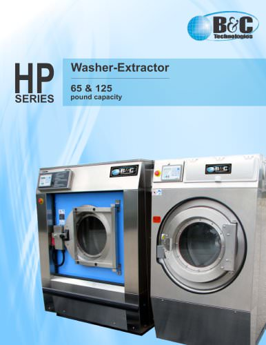 HP Series Commercial Washer