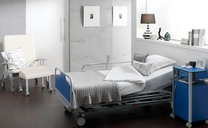 Cuarto de hospital, Alojamiento