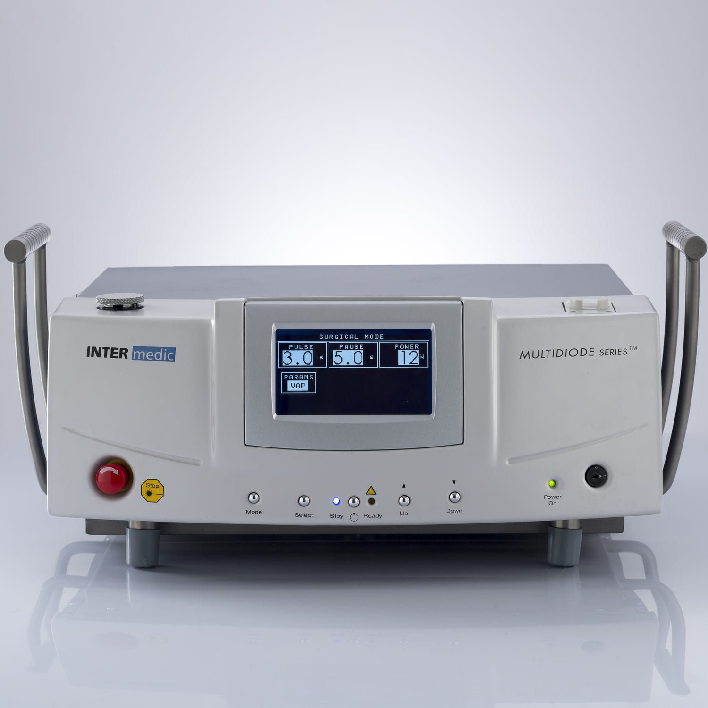 el radio de la próstata
