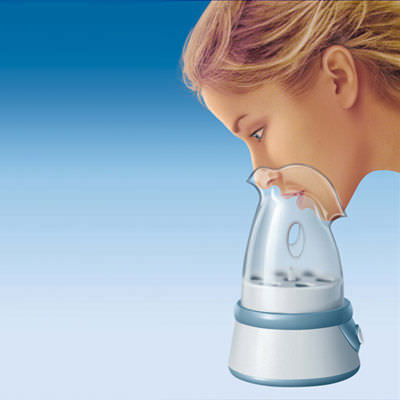 inhalaciones para la sinusitis
