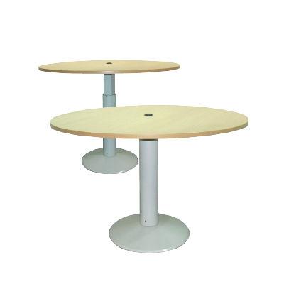 Mesa de comedor / redonda / de altura regulable - LACHAUX ...
