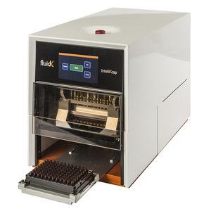 sistema de desencapsulación y de encapsulación de tubos / de laboratorio / automático / de alta velocidad