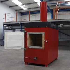 incinerador crematorio / de esterilización / de laboratorio / bacteriológico