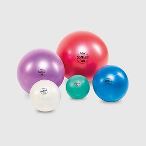 pelota de Pilates de grandes dimensiones
