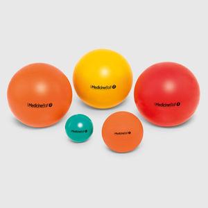 balón medicinal de pequeñas dimensiones