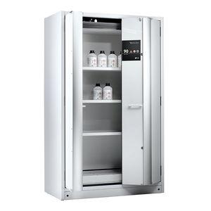 armario para líquido inflamable / de laboratorio / con estantes / con puerta