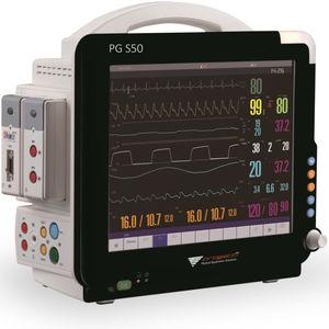 monitor de paciente ECG