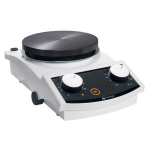 agitador de laboratorio magnético / analógico / de mesa / calefactor