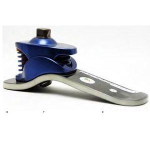 prótesis externa de pie con amortiguación de impactos