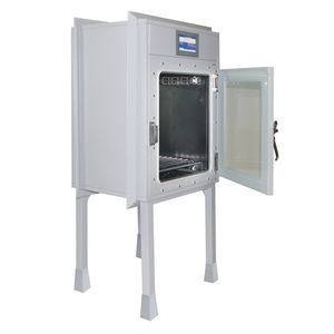 cámara de transferencia de descontaminación