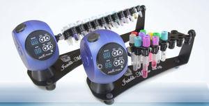 agitador de laboratorio vórtex / rotativo / digital / de mesa