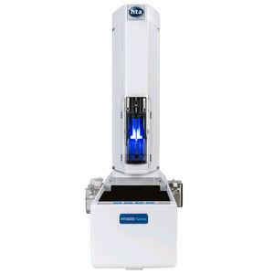 sistema de preparación de muestras automático / para cromatografía / para espectrometría / de manipuación de líquidos