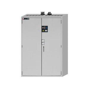 armario para bombonas de gas / de laboratorio / no infamable