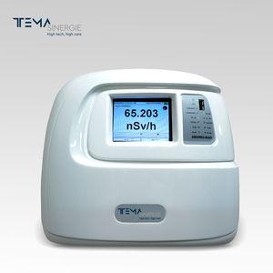 sistema de monitorización de temperatura / de humedad / de fuentes radiactivas / continuo