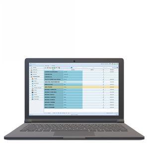 software de gestión de datos de pacientes
