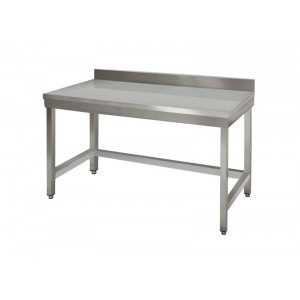 mesa de trabajo / de laboratorio / rectangular / mural