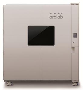 cámara de pruebas de laboratorio