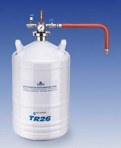 contenedor de nitrógeno líquido