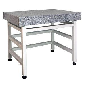 mesa antivibración