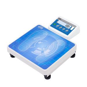 balanza pesa-personas electrónica / doméstica / para fitness / con pantalla LCD