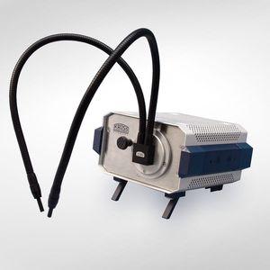 fuente de luz para microscopio