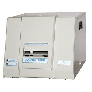 sistema de electroforesis capilar / de mesa