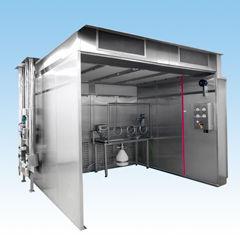 cabina de flujo laminar vertical