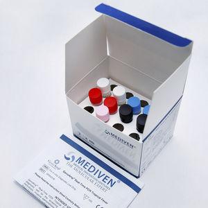 kit de prueba de leptospirosis / de salmonelosis / de malaria / de Plasmodium