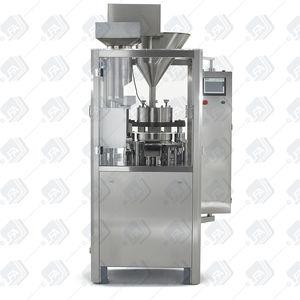 máquina de llenado enteramente automática / de pie / para la industria farmacéutica / para cápsulas