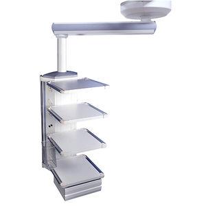 brazo de distribución para endoscopia