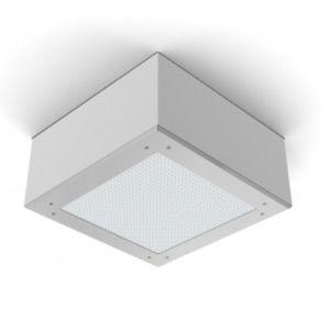 iluminación para sala blanca