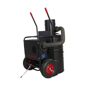 incinerador para residuos médicos / de desechos / móvil / compacto