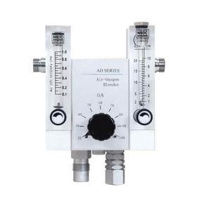 mezclador de gases de oxígeno