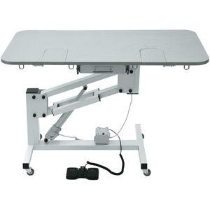 mesa de exploración veterinaria / para ecografía / eléctrica / de altura variable