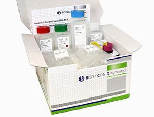 kit de reactivos para purificación de ADN