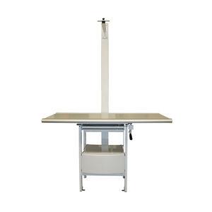 mesa para radiografía con brazo portatubos