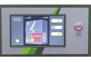 unidad de control de velocidad del aire