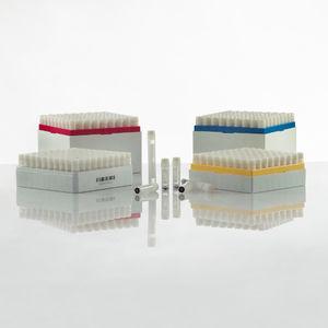 tubo de ensayo criogénico / de laboratorio / para almacenamiento de muestras / para biobancos