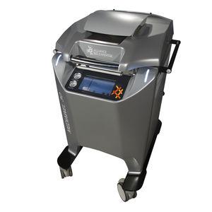 sistema de preparación de medios de esterilización / de filtración / con ruedas