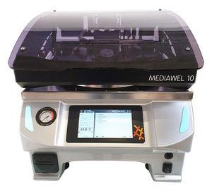 preparador de medios automático / de esterilización / de mesa