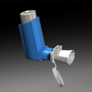 cámara de inhalación