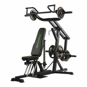 estación de musculación squat