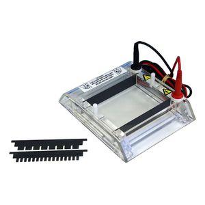 sistema de electroforesis para ADN