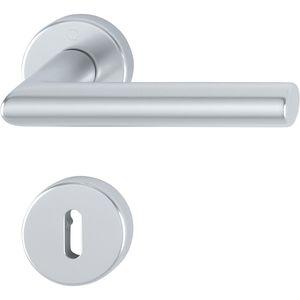 asidero de puerta de hospital / de aluminio