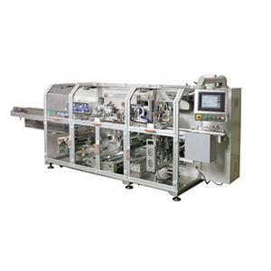 sistema de embalaje automático / de pie / para la industria médica / de alta velocidad