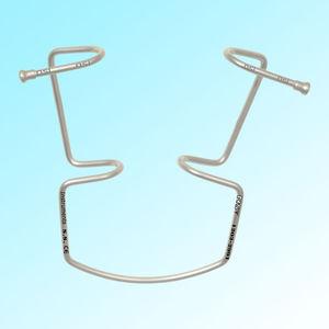 retractor labial / lengua / para cirugía dental