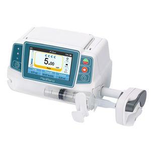 bomba de jeringa anestesia / 1 vía / pediátrica / con pantalla táctil