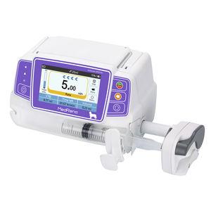 bomba de jeringa veterinaria / 1 vía / modular / con pantalla táctil